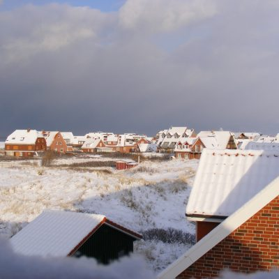 Baltrum im Winter