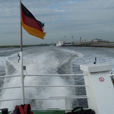 Baltrum Überfahrt