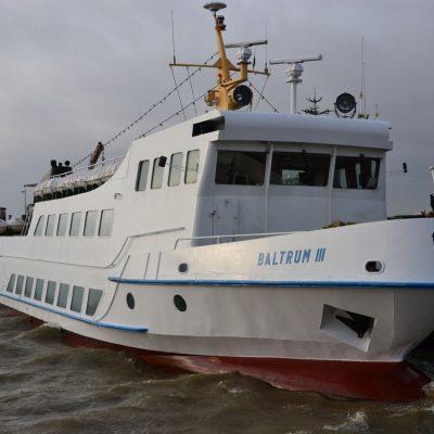 MS Baltrum III