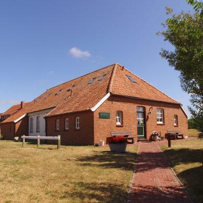 Baltrum Museum Altes Zollhaus