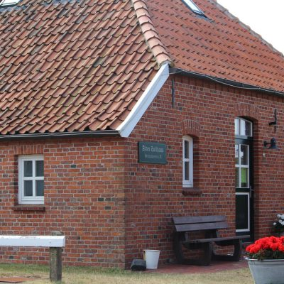 Baltrum Altes Zollhaus