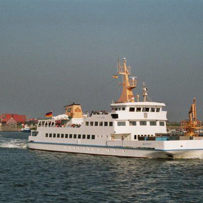 Hafen Baltrum