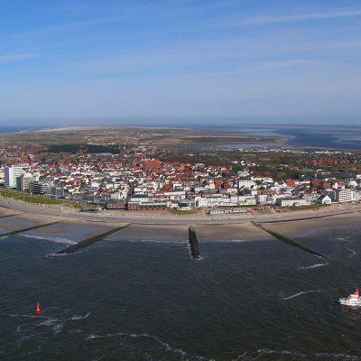 Baltrum Linie Rundfahrt Norderney
